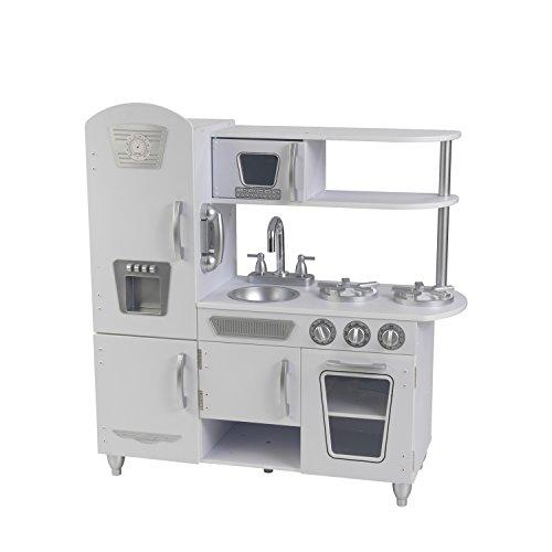 KidKraft 53402 Cocina de juguete con diseño Vintage de...