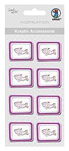 Ursus Diseño Cajas, Transparente, Papel y Accesorios creativos, Varios Selección