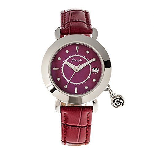 bertha-armbanduhr-analog-bthbr5501-red