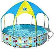 Bestway Splash In Shade Play Pool, Multi-Colour, 56432-17