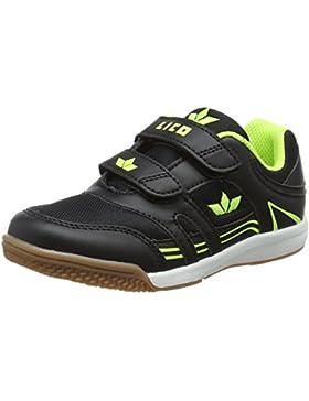 Lico Active Indoor Boy V, Zapatillas de Deporte Interior para Niños