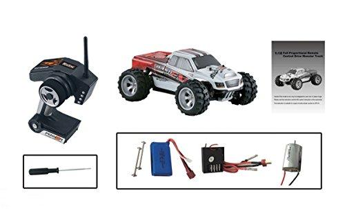 NCC® RAYLINE FUNRACE 01S-C AUTO 4WD BRAVO PRO CAR BIS 70 Km/h - 9