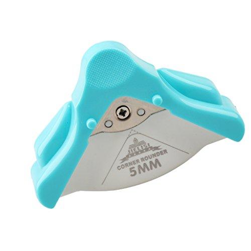 MagiDeal R5 Coupe-Papier Coin Rond pour Carte Scrapbooking Artisanat Outil Bricolage