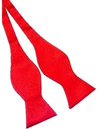 Cravate Noeud Papillon Pour Hommes Couleur Soie Couleurs Au Choix