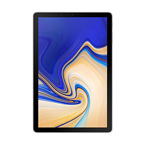 Samsung Galaxy Tab S4 25,7 cm (10,5 Zoll) Tablet-PC (4GB RAM, 64GB interner Speicher, Qualcomm Snapdragon 835) 4G Schwarz