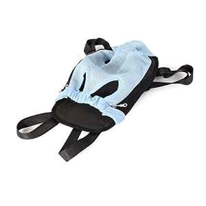 Trasportino marsupio lavabile per cane gatto blu taglia s for Amazon trasportini per cani