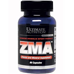 Ultimate Nutrition Zma 90 Capsules