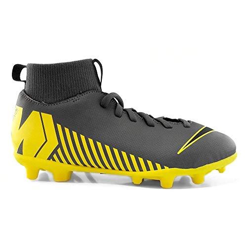 purchase cheap b11e6 7c95e Nike Kids Jr. Superfly 6 Club (MG), Zapatillas de Fútbol Unisex Niños