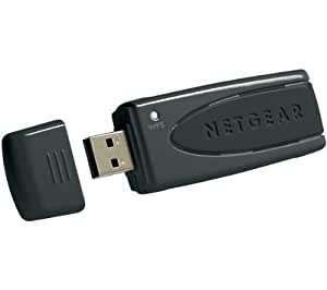 Netgear WNDA3100v2 Dualband WLAN-N 300 USB-Adapter /Kompatibel zu Panasonic TV