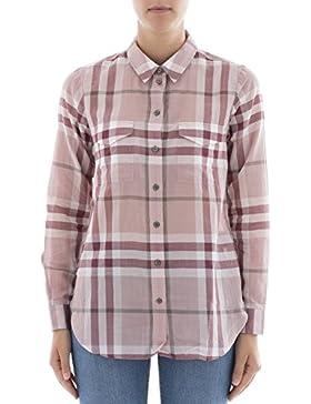 Burberry Camicia Donna 4021854 Cotone Rosa