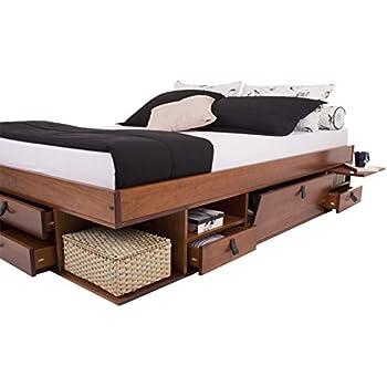 funktionsbett bali 140x200 viel stauraum schubladen preis inkl lattenrost k che. Black Bedroom Furniture Sets. Home Design Ideas