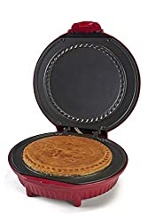 Giani Red Large Pie Maker