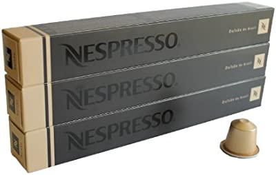 NESPRESSO Espresso Dulsao do Brasil - 30 Cápsulas