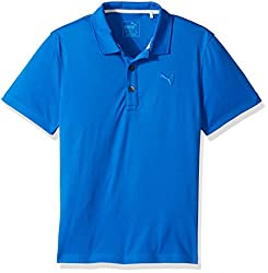 Puma Golf 2017 Boy 'S Pounce Polo Xs Lapis Blue
