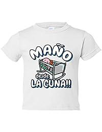 Camiseta niño Maño desde la cuna Zaragoza fútbol