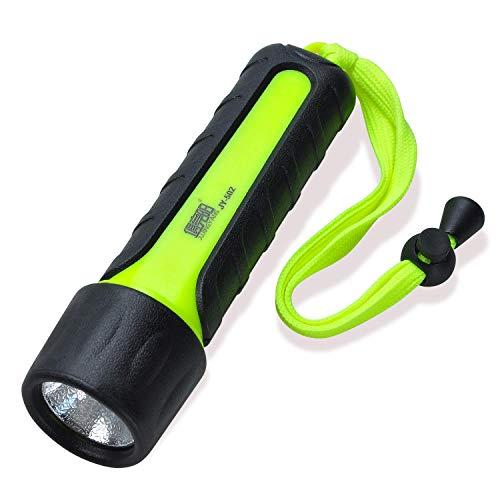 Lychee LED Tauchlampe/ Unterwasser Taschenlampe/zum Tauchen, Outdoor-Sportarten, Wandern, Camping, Nachtfischen ,Lampe für Taucher(300 lm)