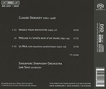Debussy La Mer 1
