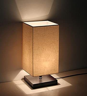 Surpars House Minimalist Solid Wood Table Lamp Bedside Desk Lamp from Surpass Lighting