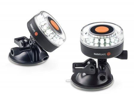 Navisafe NAVILIGHT 360Grad Mini-2NM Boat Licht mit Saugfuß - Mini 2 Licht