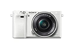 Sony 6000 + 16 - 50mm - Digital Cameras (Landscape, Night Portrait, Portrait, Sunset, Neutral, Vivid, Electronic, Battery, Milc, 16 - 50 Mm)