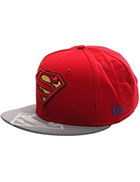 New Era 950 Reflecto Superman Cappellino Con Visiera - S/M 54.9cm - 59.6cm