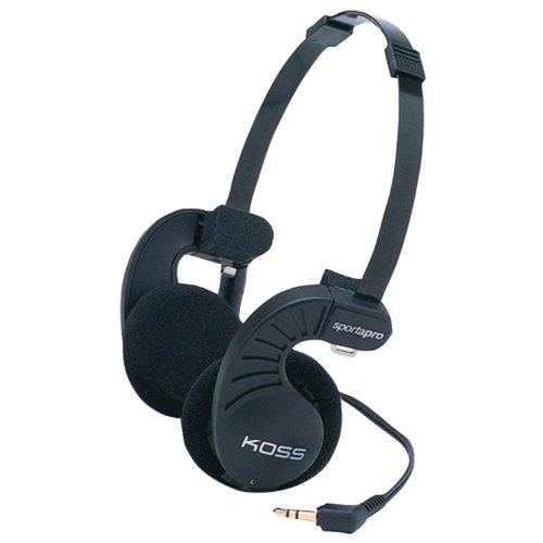 Koss SP Pro On-Ear Stereo Kopfhörer - Schwarz - Koss Portable Mp3