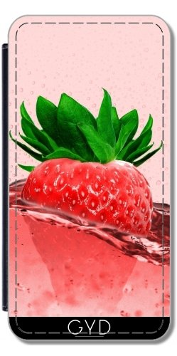 flip-cover-case-for-samsung-galaxy-s6-edge-plus-sm-g928-strawberry-food-by-wonderfuldreampicture