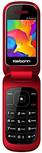 Karbonn K-Pebble (Red)