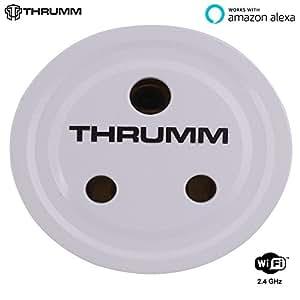 Thrumm WiFi Smart Plug (White)
