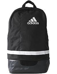 adidas Tiro BP - Bolsa de deporte, color negro / blanco