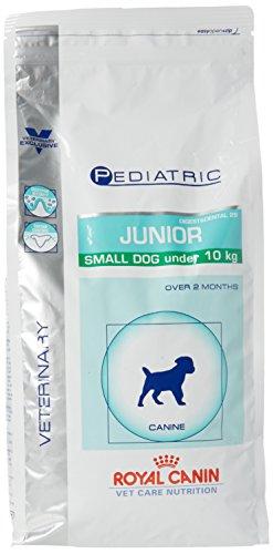 41APjipnxRL - Royal Canin Veterinary Care Pediatric Junior Dog Food, Small, 2 kg Reviews Professional Medical Supplies
