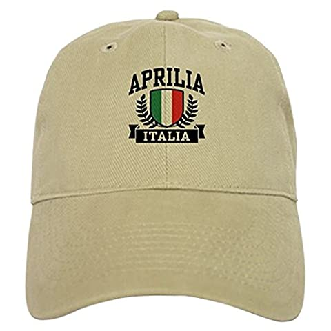 CafePress - Aprilia Italia - Baseball Cap with Adjustable Closure, Unique Printed Baseball Hat