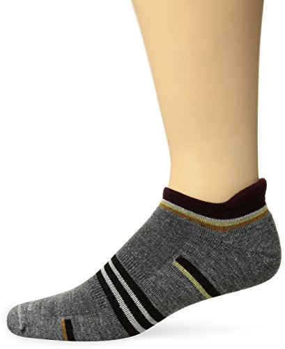 Sockwell Men's Alpaca Blend Cascade Micro Low Profile Socks