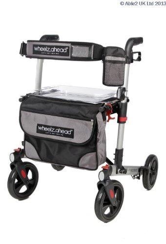 Able2 Wheelzahead TRACK 3.0 Rollator by Able2 -