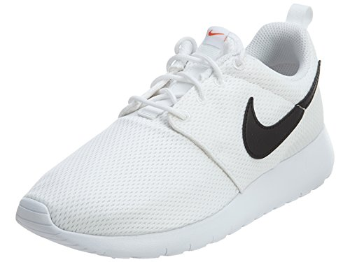 white Roshe 599728 Bambine e Gs Ragazze Ginnastica One black Scarpe 101 orange safety da Nike zqwHdTH