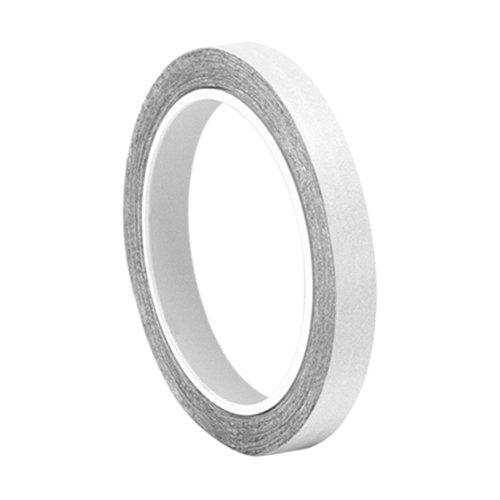 TapeCase 0,25-5-427 Aluminium/Acryl-Klebeband, Aluminiumfolie, Aluminiumfolienband, umgewandelt von 3M 427, 65-300 Grad F Leistungstemperatur, 0,0046 Zoll Dicke, 5 Yd. L, 0,25 Zoll W, Rolle