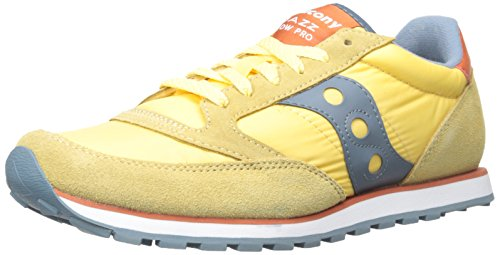 Saucony Jazz Shoes S2866 - 189 Mustard