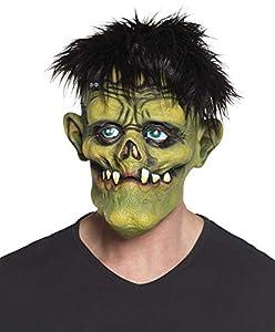 Boland 97573 Creepy Monster - Máscara de Cabeza con Pelo