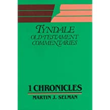 1 Chronicles (Tyndale Old Testament Commentaries)
