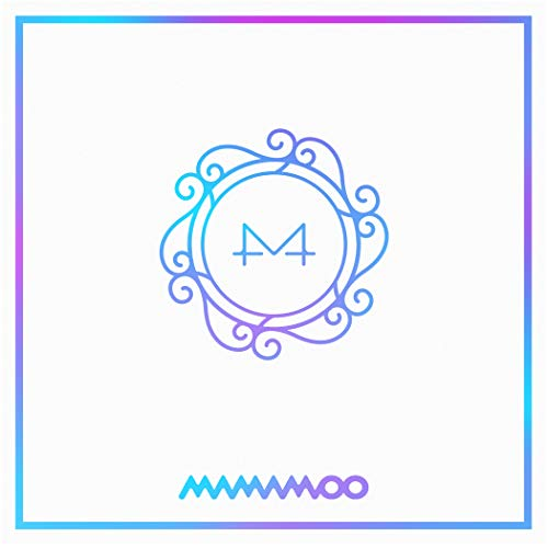 RBW MAMAMOO - White Wind (9th Mini Album) Pack of CD+82p Booklet+1Photocard+Photo Frame+Special Card+Folded Poster+Extra Decorative Sticker Set, Photocard Set