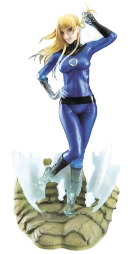 Marvel Bishoujo Collection: Invisible Woman PVC Statue