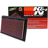 K&N 33-2031-2 Filtre à air de remplacement