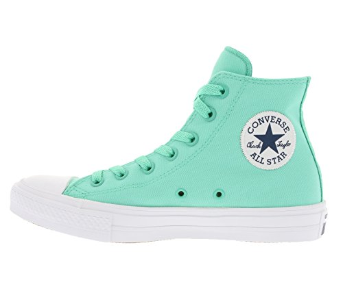 Converse Chuck Taylor All Star Ii C150148, Sneakers Hautes Mixte Adulte Grün