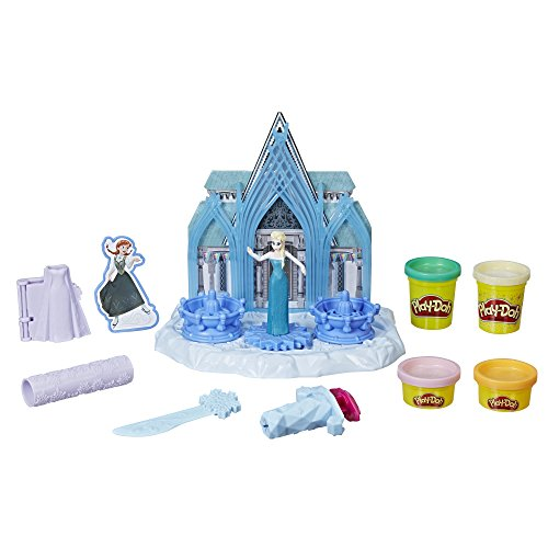 Hasbro play-doh frozen magical fountain