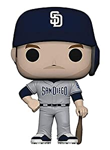 Funko- Pop Vinilo: MLB: Will Myers (New Jersey) Figura Coleccionable, Multicolor (37979)