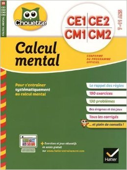 Calcul mental du CE1 au CM2 de Roland Charnay,Lydie Treffort ( 13 mai 2015 )