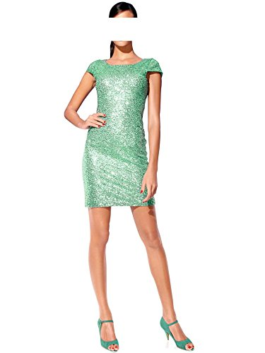 Class International - Ensemble de pyjama - Opaque - Femme Multicolore Menthe Vert - Menthe
