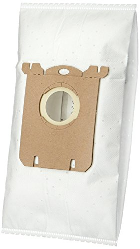 Amazonbasics - sacchetti per aspirapolvere, tipo: a11, con controllo degli odori, per aeg/electrolux, confezione da 4