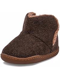 Little Blue Lamb–Zapatos para bebé unidad lernschuhe Booties Botas 38639marrón