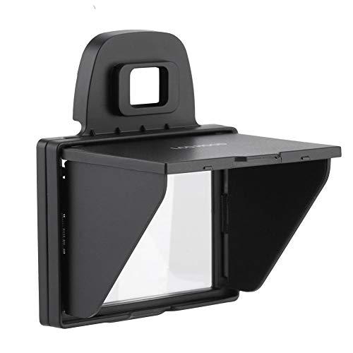 VBESTLIFE LCD Screen Protector Pop up Kamera Sonnenschutz Hood Cover für die Nikon D7100 / D7200-Kamera.